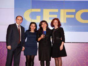 GEFCO Türkiye'ye İnsana Saygı Ödülü