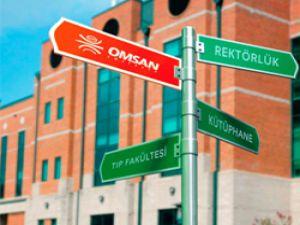 Omsan'la lojistik yolculuğu başlıyor