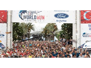 Ford Team dünyanın en kalabalık koşu takımı oldu
