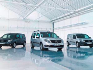 Yeni Mercedes-Benz Citan Türkiye tanıtım turunda