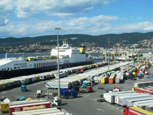 Trieste limanında park cezalarına dikkat!