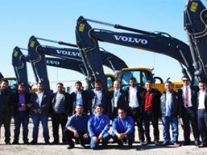 Şanlıurfa'nın yatırımları Volvo ile yükseliyor