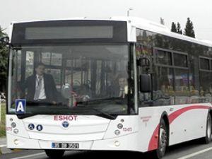 İzmir'in yeni otobüsleri hizmete başlıyor