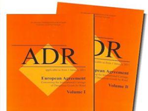 ADR Konusundaki Alt Yapı Çalışmaları Tamamlanıyor