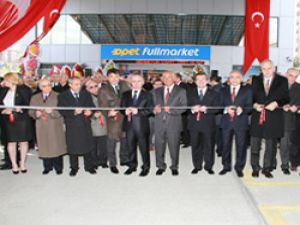 Opet'in 915. istasyonu Etimesgut Mehmetçik vakfı