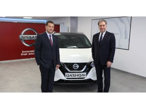 Nissan Türkiye başkanı ise Emre Doğueri