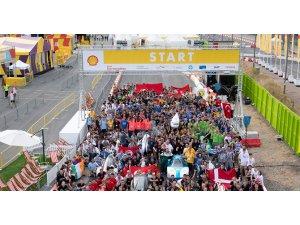 Shell öğrencilere ilham oluyor