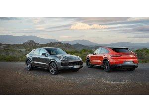 Porshce SUV en yeni modeli