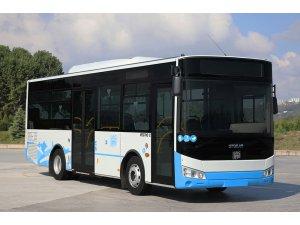 Otokar Kazakistan Busworld'de