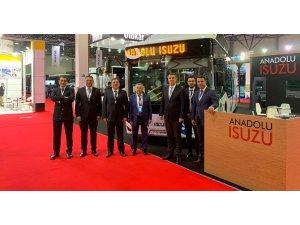 Isuzu CNG sistemli Citiport'u tanıttı