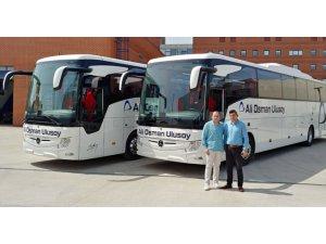 Turizm Seyahatçiler Tourismo'yu seçti