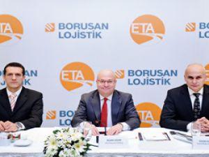 Borusan'dan lojistik sektörüne ETA dönemi