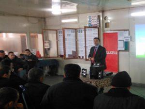 Anadolu Isuzu'nun Eğitim Programları Devam Ediyor