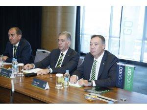 Go, Bayi konseylerinde 3'üncü dönemin ikinci toplantısını İstanbul'da yaptı