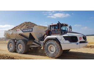 Volvo toprak hafriyatında iddiasını sürdürüyor