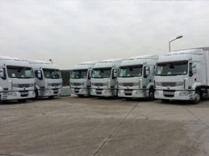 Beşler Taşımacılık Renault Trucks ile büyüyor