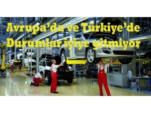 Türkiye Avrupa satışlarında 10'ncu sırada