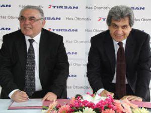 TIRSAN, HAS Otomotiv İzmir ile bayi ağını genişletmeye devam ediyor