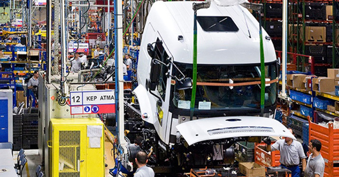 Ford Otosan'dan şanzıman üretimi için önemli hamle
