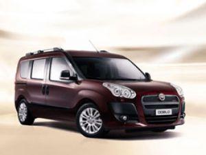 Ukrayna'da satılan her 3 hafif ticari araçtan 1'i yeni Fiat Doblo