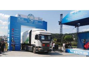 Mavi Koridor ilk kez Türkiye'de start aldı
