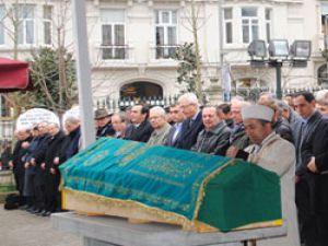 Mehmet Cevdet Ural son yolculuğuna uğurlandı