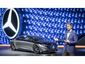 Mercedes-Benz'den emisyonsuz gelecek gösterisi