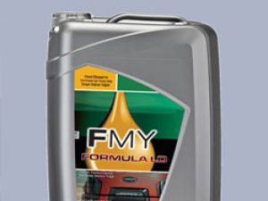 FMY'den Ford Cargo 1846T çekicilere özel, onaylı yağ; Formula LD 5W-30
