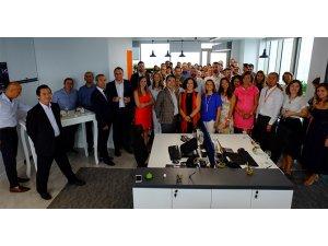 Yusen İnci Lojistik'ten İzmir'e çevreci ofis