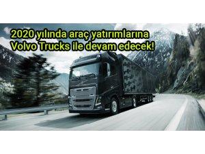 "AYS Nakliyat ""Volvo Trucks'tan memnunuz"""