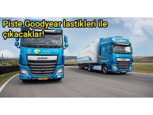 18 kamyon sürücüsü Lüksemburg'da yarışacak