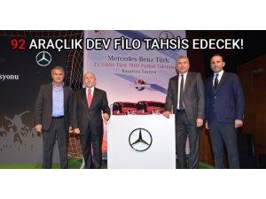 Mercedes-Benz TFF'de sponsorluk rekoru kırdı!