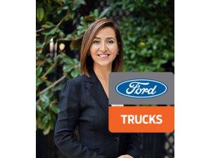 Ford Trucks'ın yeni Pazarlama Müdürü Emine Coşkun oldu