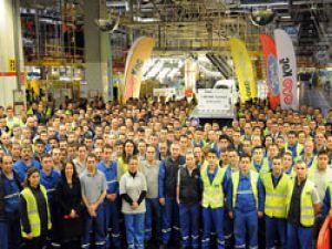 1 milyonuncu Ford Transit Connect hattan indi