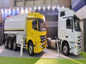 Mercedes-Benz Türk, Gas Turkey 2013 Fuarı'nda