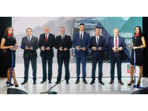 Avrupa'nın 4. büyük ağır ticari araç pazarına giriş yaptı
