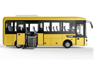 Alkolmetreli okul otobüsü!