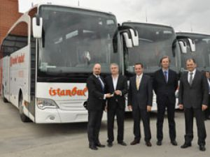 İstanbul Seyahat yeni alımlarla filo yaşını sıfırlıyor