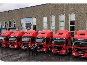 Iveco'nun 2.el markası Ok Trucks'tan yeni teslimat