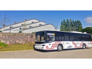Otobüs, Müzeye ulaşımda kullanılacak