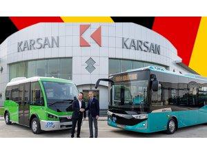 Karsan'ın Almanya İş Ortağı  Quantron AG Oldu!