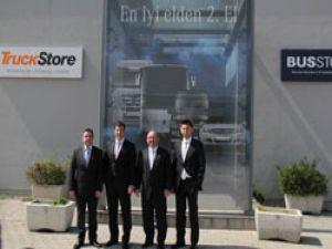 Mercedes-Benz Türk'ün 2. el ticaret hacmi 2013 yılında da hızla büyüyor