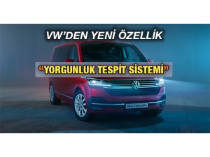 Beklenen yeni Transporter Türkiye'de!