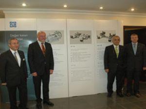 ZF Türkiye hedeflerini Busworld'de açıkladı