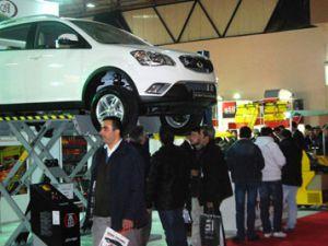 Otomotiv profesyonelleri CNR Expo İstanbul'da buluştu