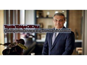 """Ali Haydar Bozkurt """" Vergi sistemi değişmeli"""""""