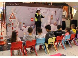 Mercedes-Benz Türk, Eskişehir'de çocuklara Trafik Eğitimi verdi