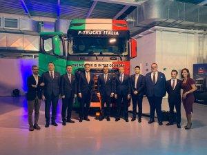 Ford Trucks, İtalya pazarına girdi