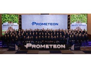 """Prometeon: """"Köklü geçmiş, güçlü gelecek"""""""