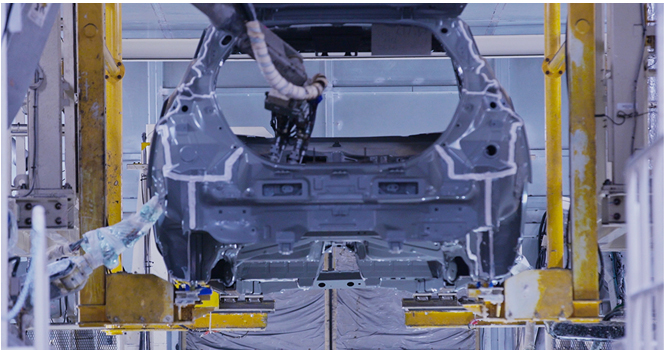 Nissan Fabrikasına yatırım